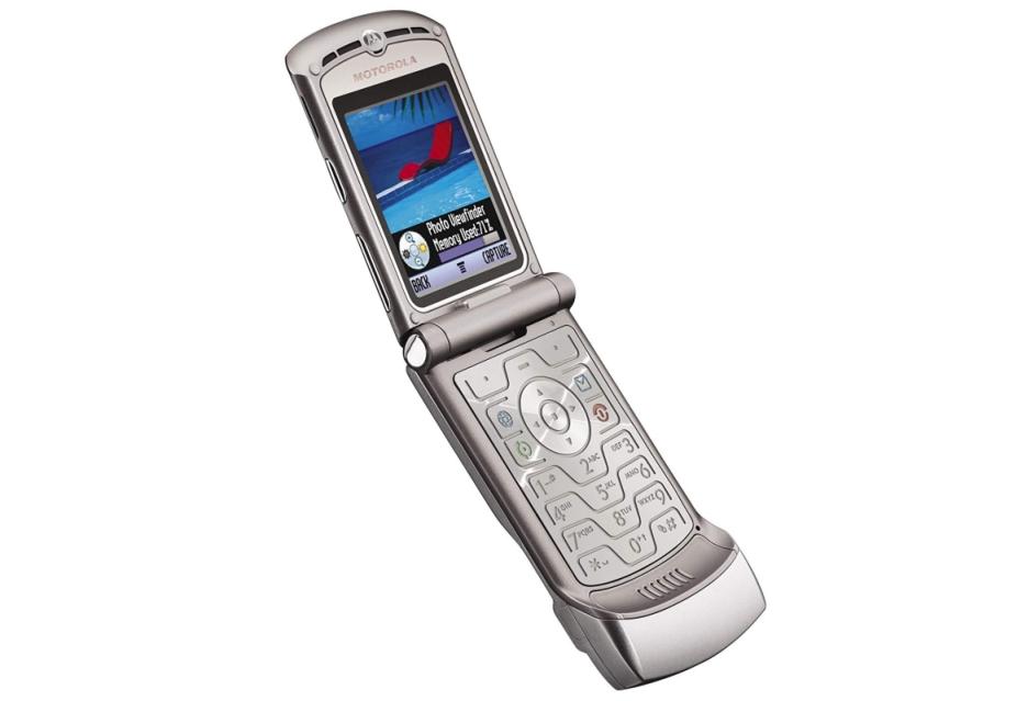 Kultowa Motorola RAZR ma powrócić w tym roku