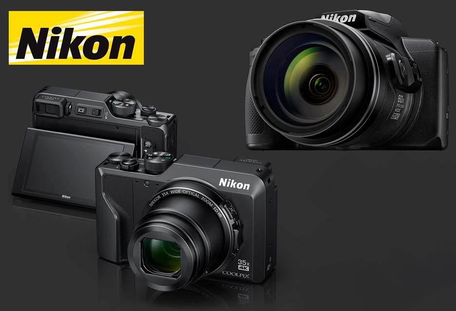 Nikon Coolpix A1000 i B600 - na kompaktowego superzooma nie jest za późno