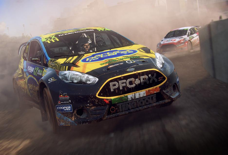 DiRT Rally 2.0 to nie tylko rajdy