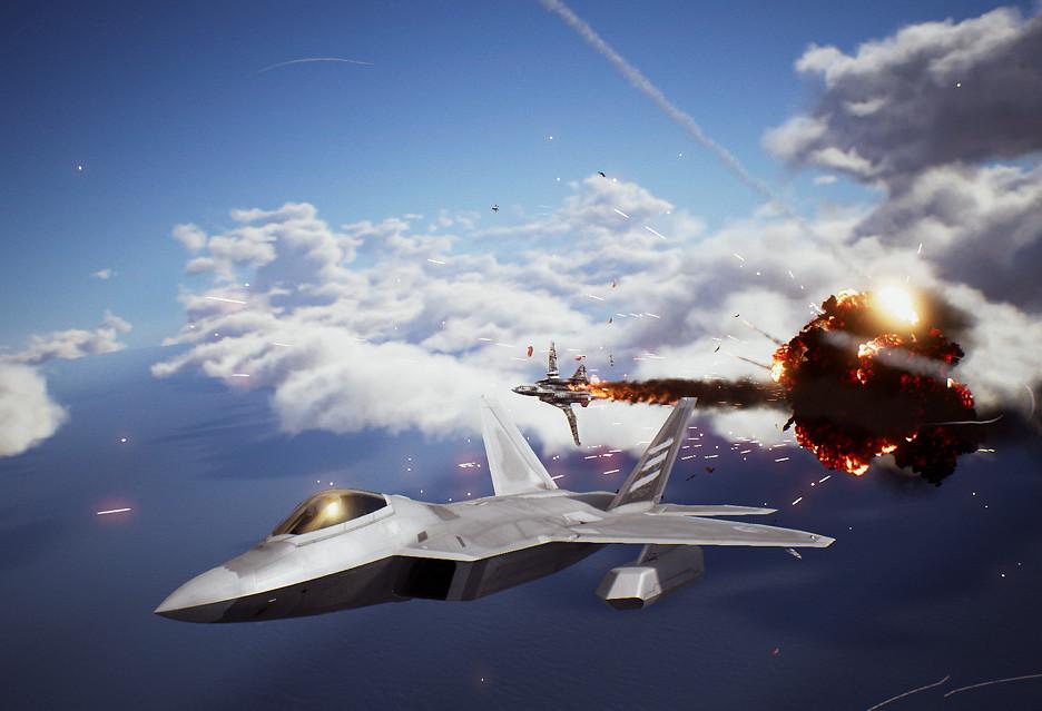 Dziś premiera gry Ace Combat 7: Skies Unknown