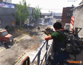 Zmagania wieloosobowe na nowym materiale z The Division 2