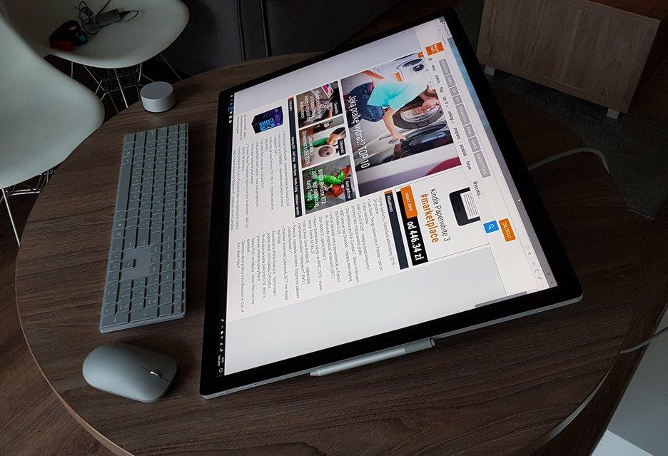 Microsoft Surface Studio 2 - pierwsze wrażenia   zdjęcie 1