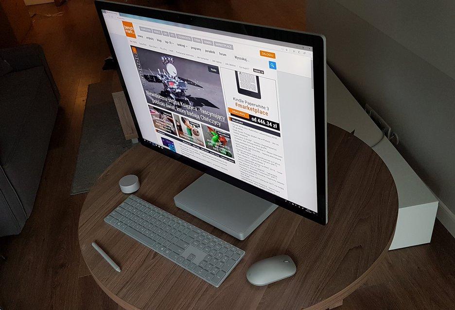 Microsoft Surface Studio 2 - pierwsze wrażenia   zdjęcie 2