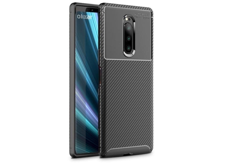 Sony Xperia XZ4 na zdjęciu - ten smartfon będzie rzucać się w oczy