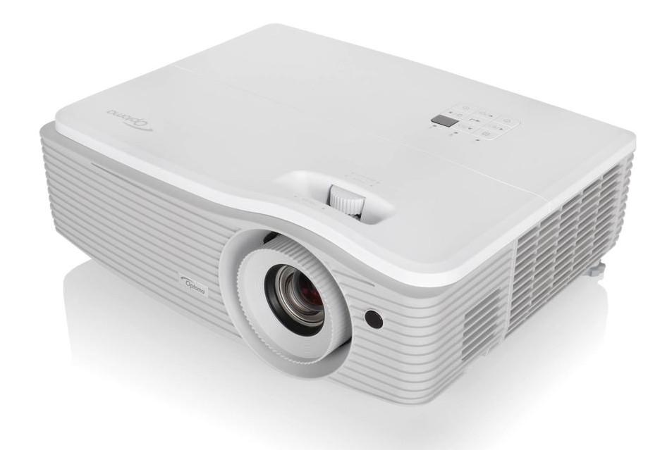 Bezproblemowy projektor do firmy - Optoma EH512 z przeglądarką dokumentów