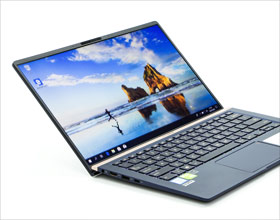 Asus ZenBook UX433FN - piękny, smukły i solidny ultrabook