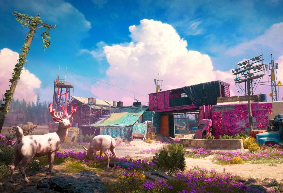 Zwiastun fabularny Far Cry New Dawn wprowadza w postapokaliptyczny świat