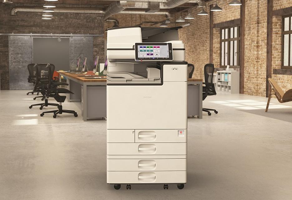 Inteligentne drukarki wielofunkcyjne Ricoh