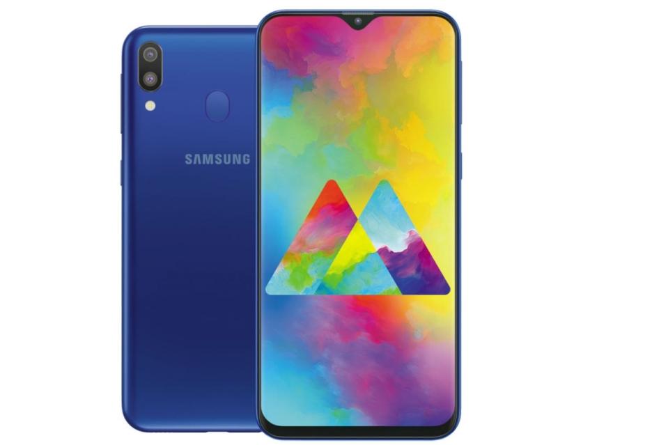 Samsung zaprezentował pierwsze smartfony z nowej serii Galaxy M