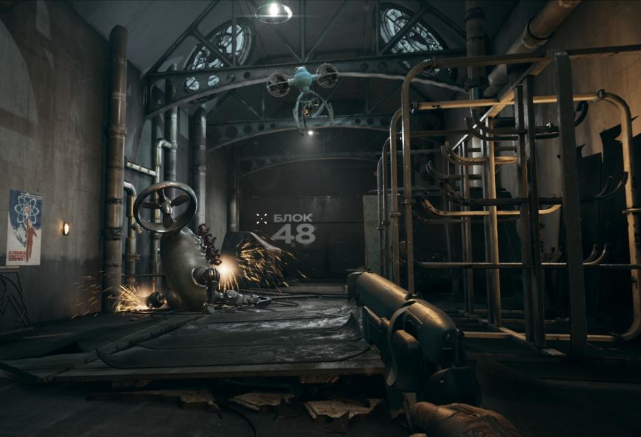 Pierwszy gameplay z Atomic Heart napawa wielkim optymizmem