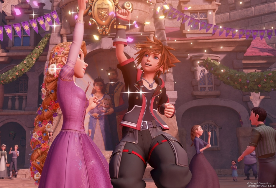 Dziś premiera Kingdom Hearts III - pierwsze oceny wyglądają bardzo dobrze