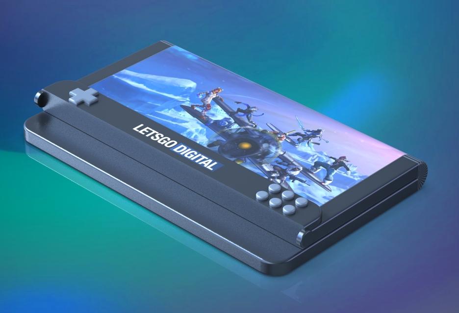 Składany smartfon do gier - Samsung ma na to pomysł