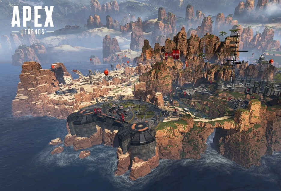 Zapowiedź i premiera Apex Legends - gry battle royale od EA i Respawn Entertainment