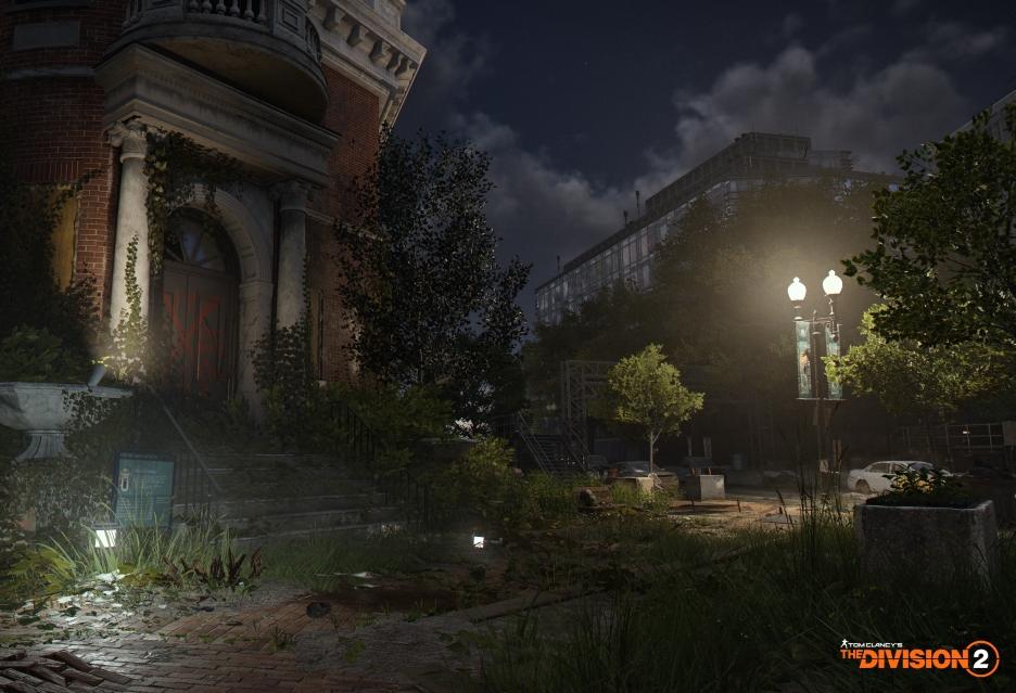The Division 2 na PC z podzespołami AMD - gameplay