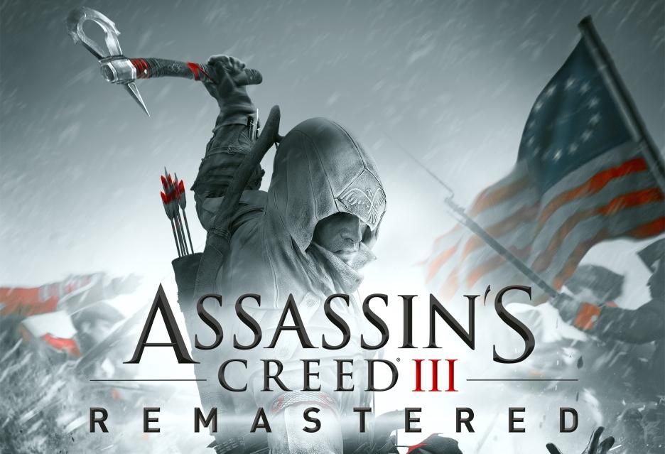 Nowy zwiastun Assassin's Creed III Remastered porównuje grę z oryginałem