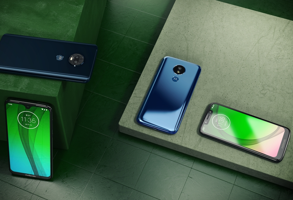 Premiera smartfonów Moto G7 - poznaliśmy aż 4 nowe modele