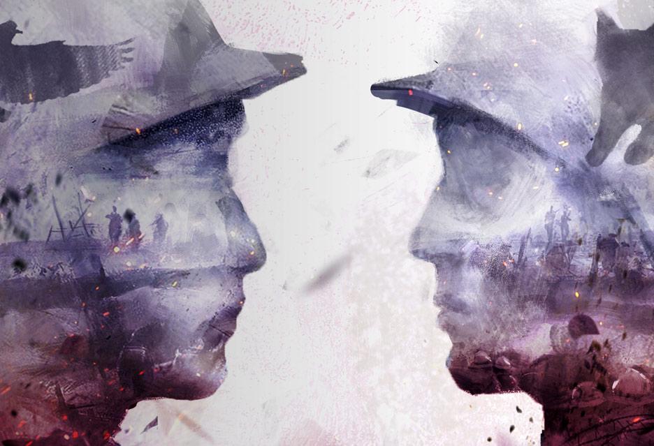Wojna malowana farbami w 11-11: Memories Retold | zdjęcie 1
