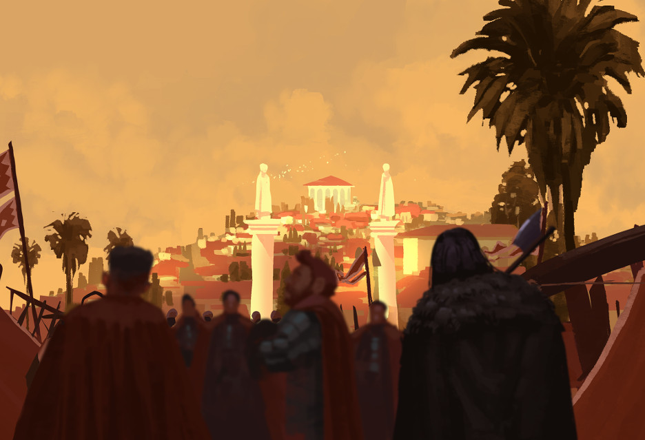 Twórcy Twierdzy powracają z symulatorem (od)budowy Rzymu