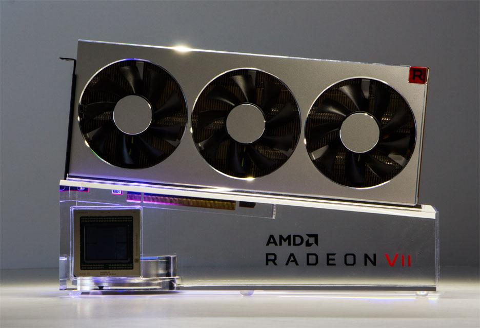 Radeon VII otrzyma funkcje znane z modeli Radeon Pro [AKT.]