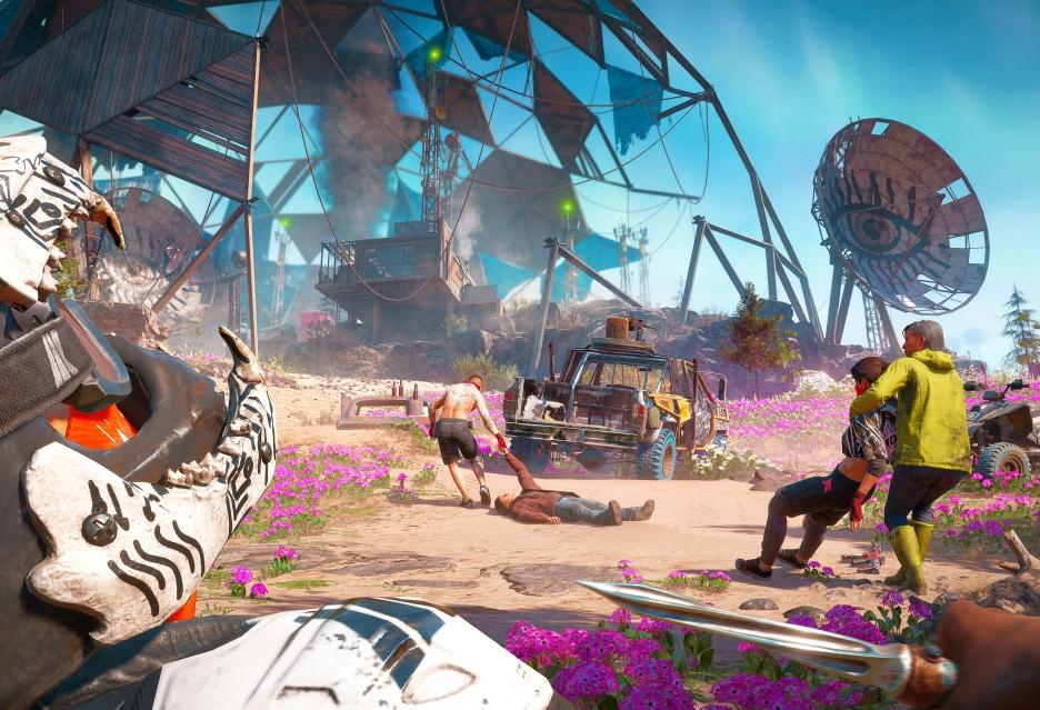 Zwiastun premierowy i fragmenty rozgrywki z Far Cry: New Dawn