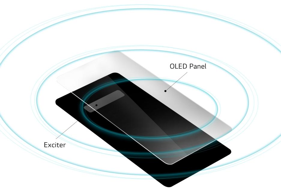 To już pewne - LG G8 ThinQ z głośnikiem w wyświetlaczu OLED