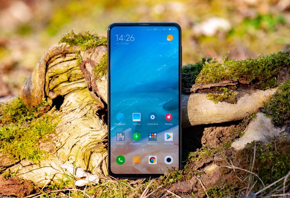Xiaomi Mi Mix 3 - recenzja | zdjęcie 1
