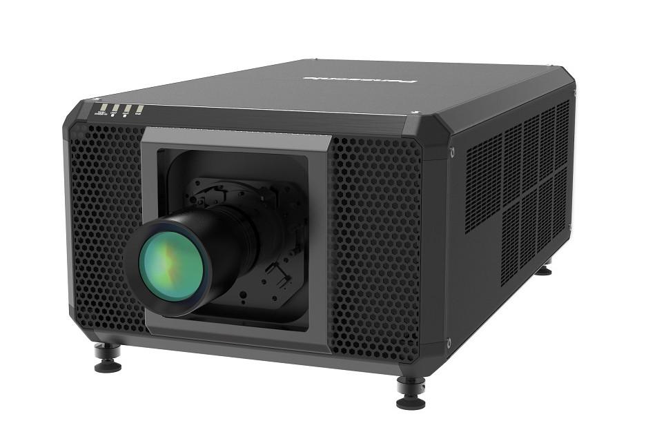 Laserowy projektor 4K o jasności 50 000 lumenów - Panasonic PT-RQ50K