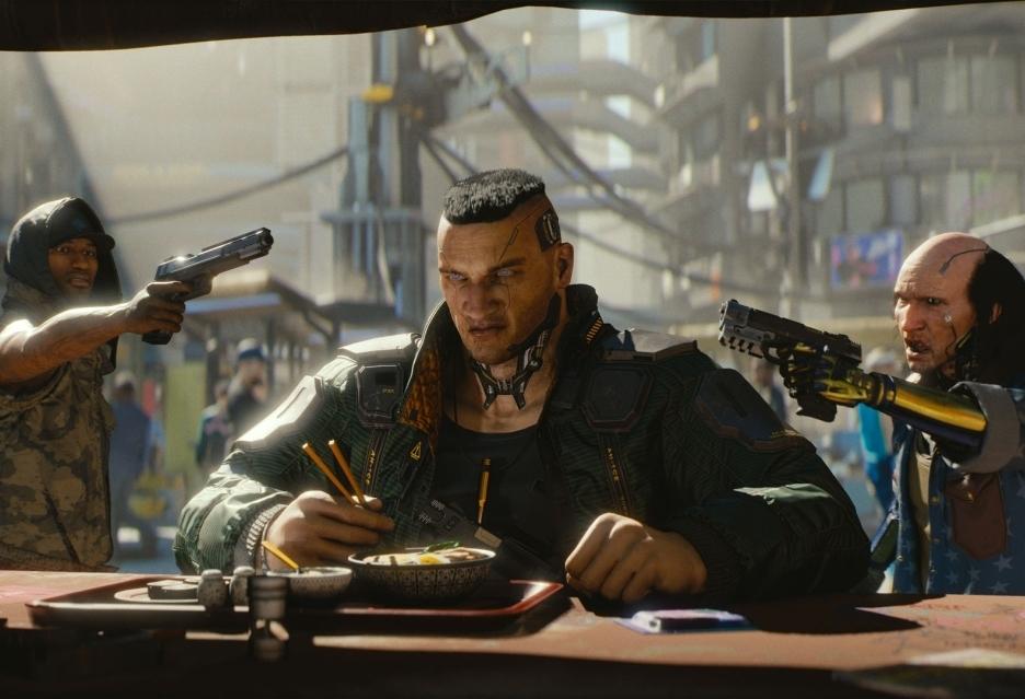 Cyberpunk 2077 w wersji PC nie ograniczy się do Epic Games Store