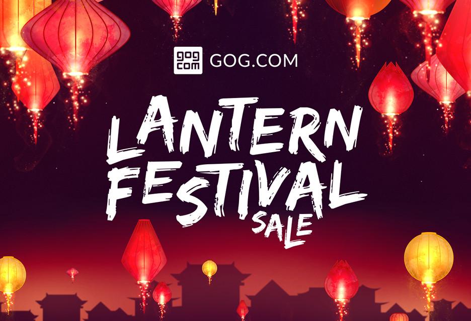 Dobre tanie gry - na GOG-u trwa Festiwal lampionów