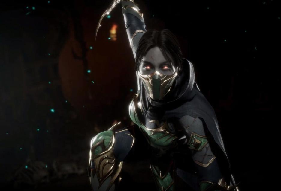 Jade dołącza do obsady Mortal Kombat 11