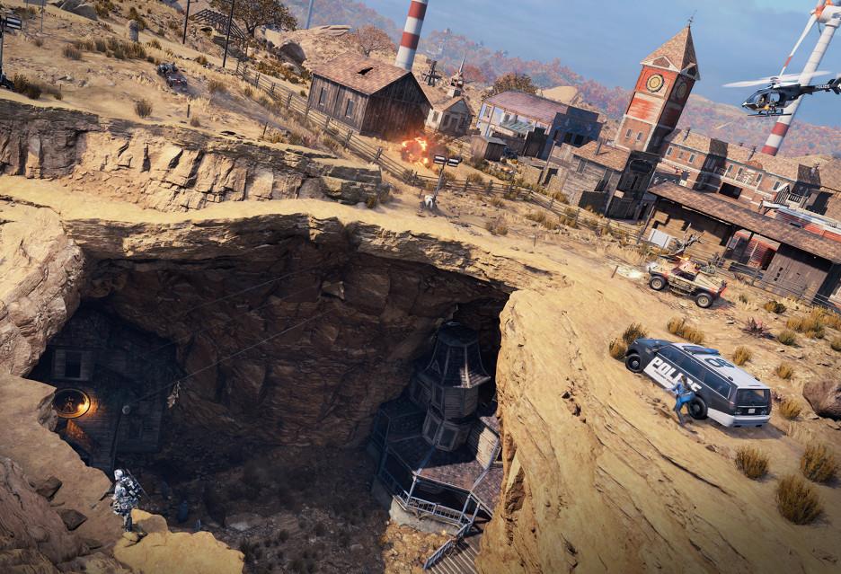 Operacja Wielki skok w Call of Duty: Black Ops 4 - oto co pojawi się w grze