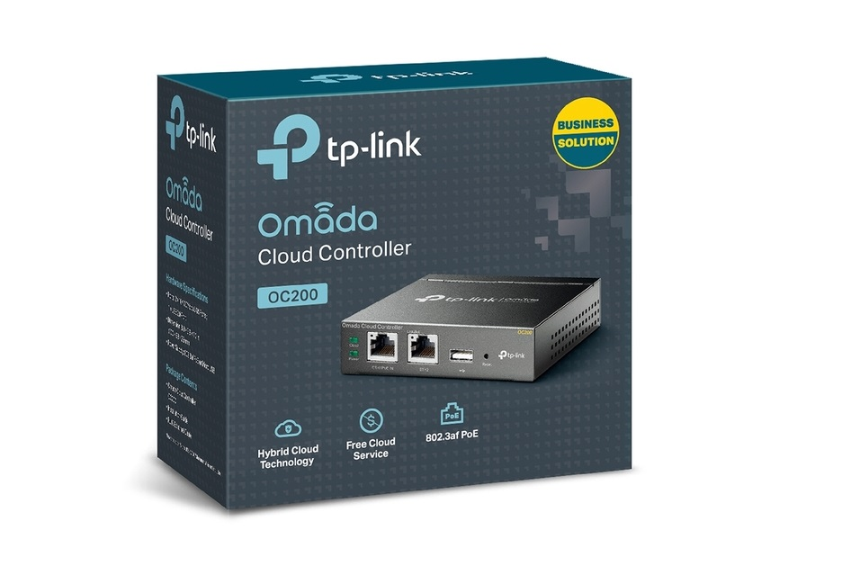TP-Link Omada Cloud OC200 - WiFi pod kontrolą | zdjęcie 3