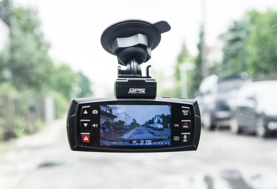 Jeśli wideorejestrator to tylko z GPS