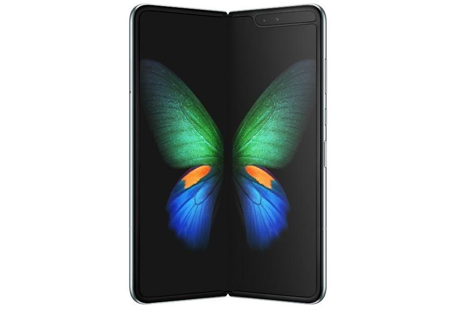 Galaxy Fold rozkładany smartfon
