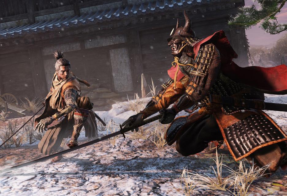 Sekiro: Shadows Die Twice - poznaj swoich wrogów