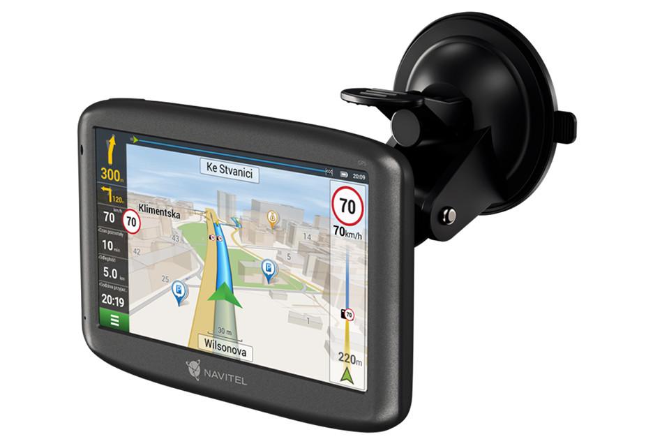 Navitel E505 Magnetic - nawigacja GPS z Linuksem