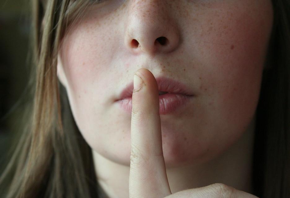 Milczenie jest złotem - potrzebujemy ciszy