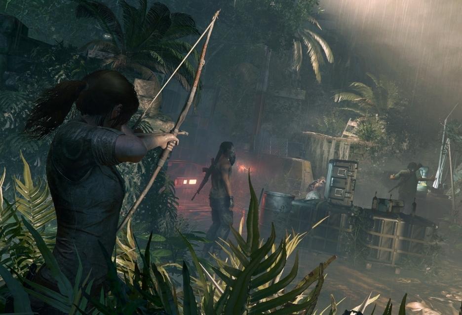 Shadow of the Tomb Raider nie sprzedaje się najlepiej