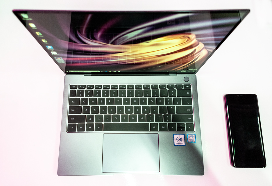 Huawei Matebook X Pro i jeszcze dwa inne laptopy - większa integracja ze smartfonami