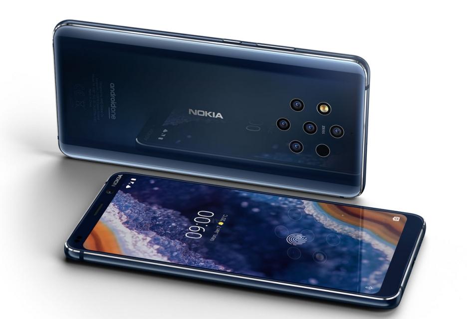 Nokia 9 PureView zaprezentowana - pierwszy smartfon z pięciokrotnym aparatem