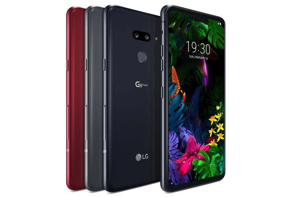 Premiera LG G8 ThinQ - stylistyka nie zaskakuje, specyfikacja może się podobać