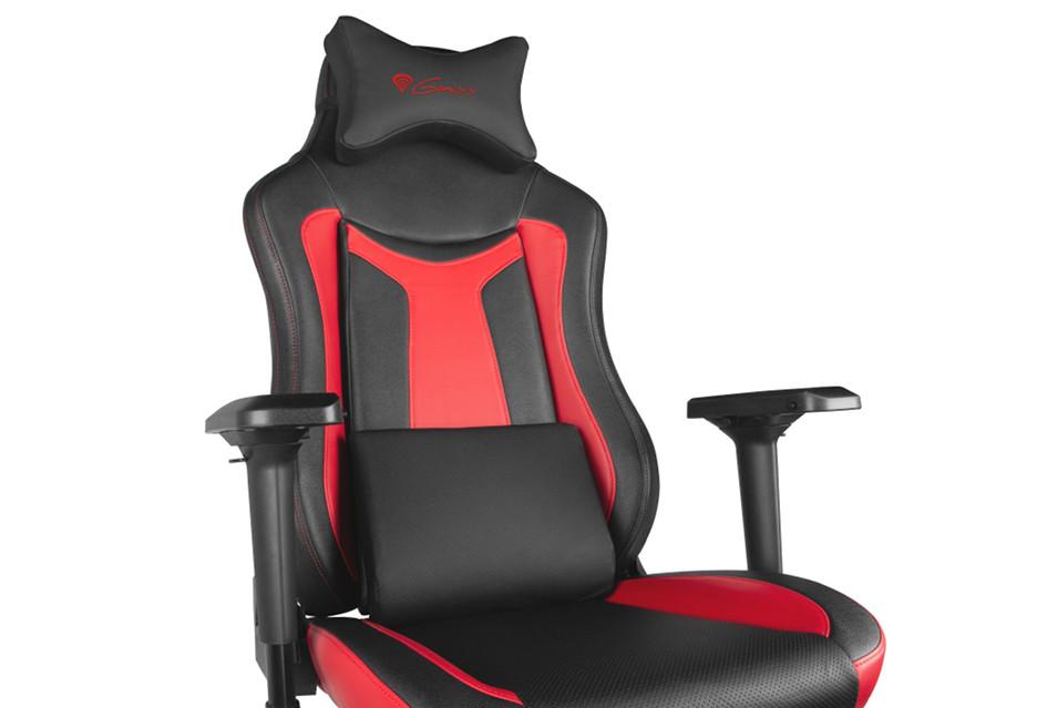 Genesis przedstawia nowe fotele dla graczy - Nitro 790 i 950