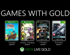 Marcowa oferta Games with Gold ujawniona