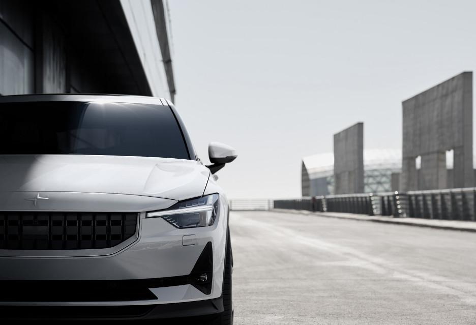 Oto Polestar 2, czyli Volvo i Google odpowiadają na Model 3 Tesli