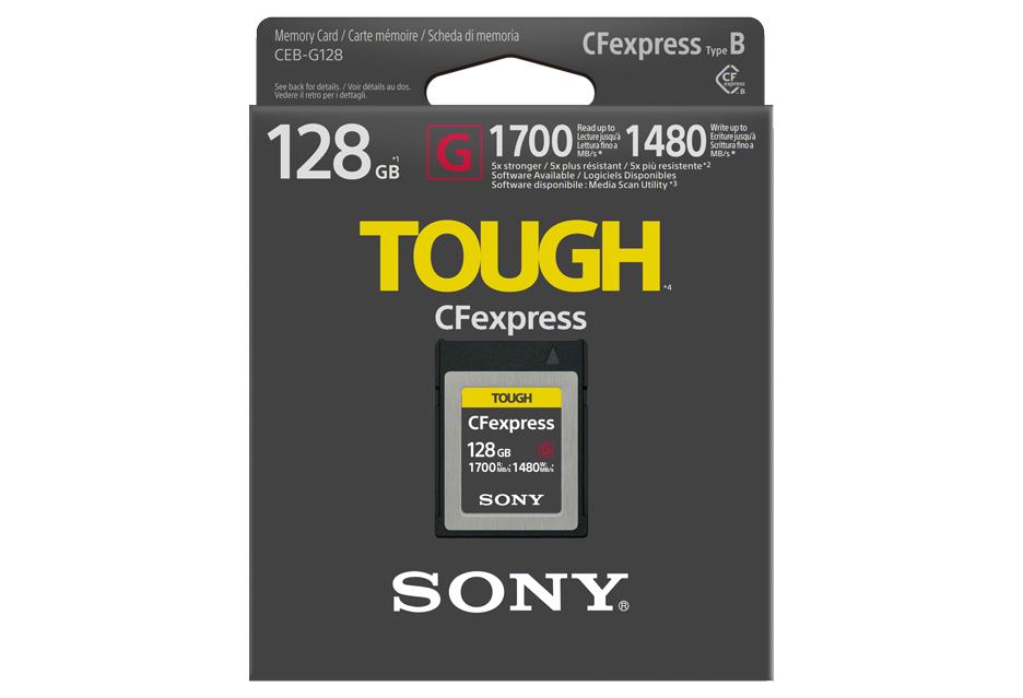 Zapis z prędkością 1,5 GB/s - tak szybka może być karta pamięci CFExpress