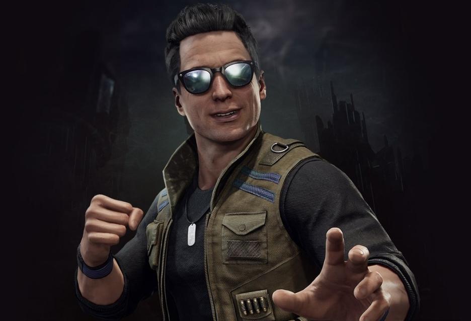 Johnny Cage kolejną grywalną postacią w Mortal Kombat 11