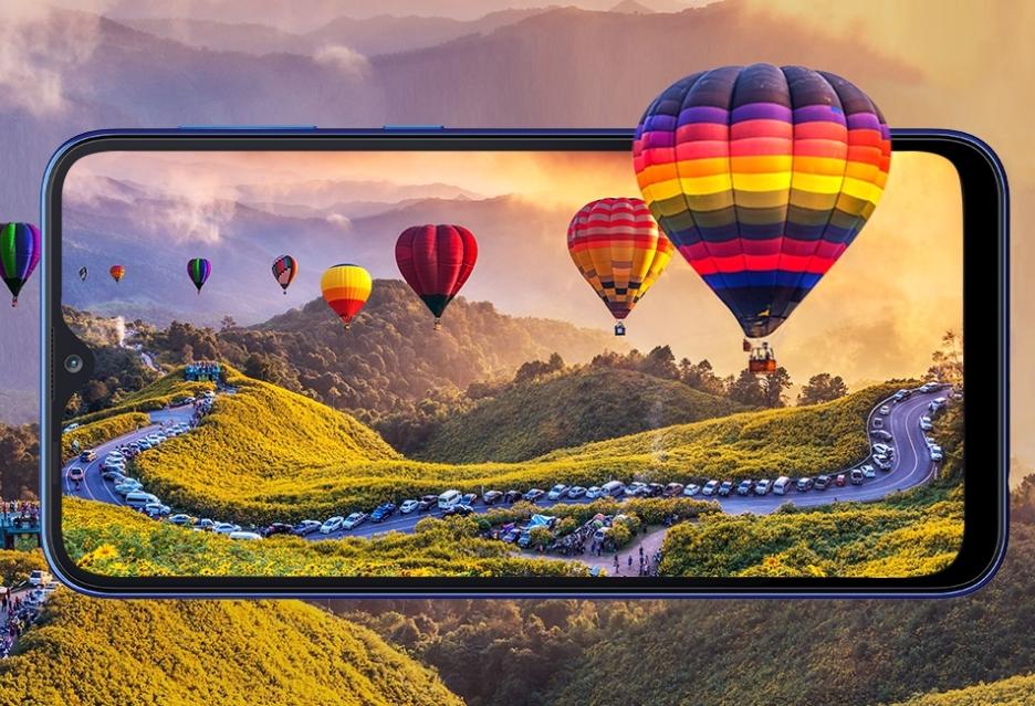 Samsung Galaxy A10 z ekranem Infinity-V - dla mniej wymagających
