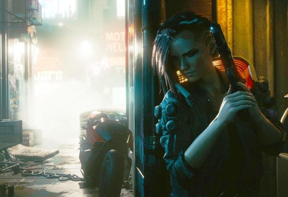 Te wieści ucieszą wielu graczy - Cyberpunk 2077 będzie obecny na E3 2019