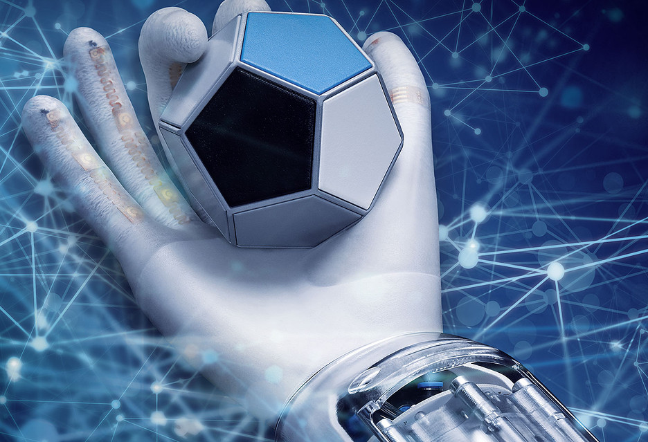 Supersprawna dłoń robota - zobacz BionicSoftHand w akcji