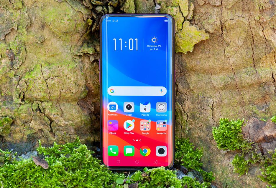 Najciekawsze cechy smartfona Oppo Find X - wideo | zdjęcie 1